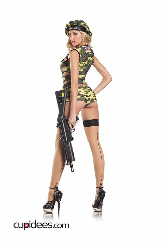 Sexy Tomb Raider Costume - Cupidees.com