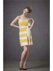Chiffon Strapless Knee-Length Special Occasions Dress