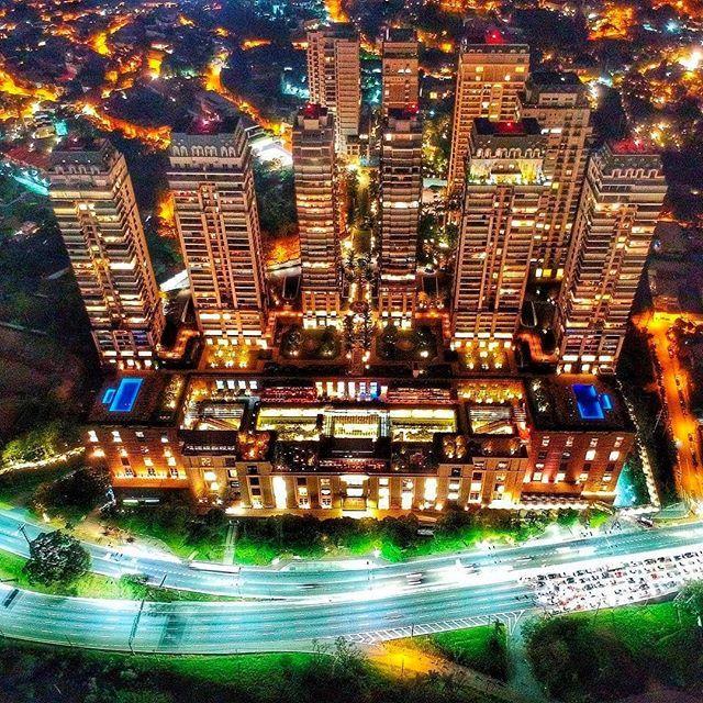 Eboa Noite Sao Paulo Linda Imagem Que Mostra O Shopping Cidade