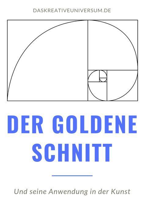 Goldener Schnitt: Wie die Proportionsformel in der Kunst angewendet werden kann. Außerdem: Welche weltbekannten Werke den goldenen Schnitt berücksichtigt haben.