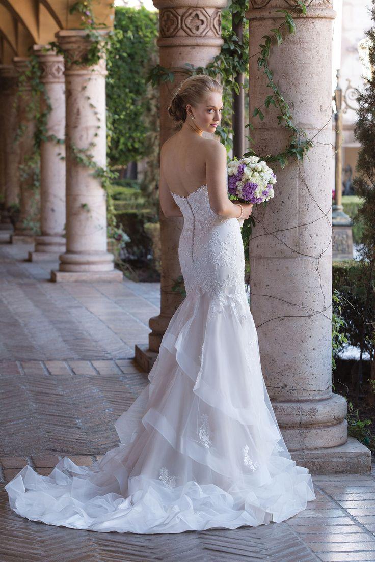 20 best Justin Alexander/Lillian West Bridal images on Pinterest ...