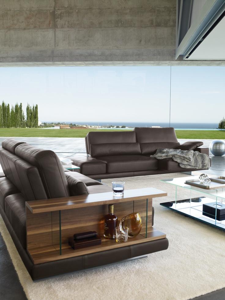 Rolf Benz | Vero #Design #RolfBenz #Modern #Comfy #Interior #kokwooncenter #201605