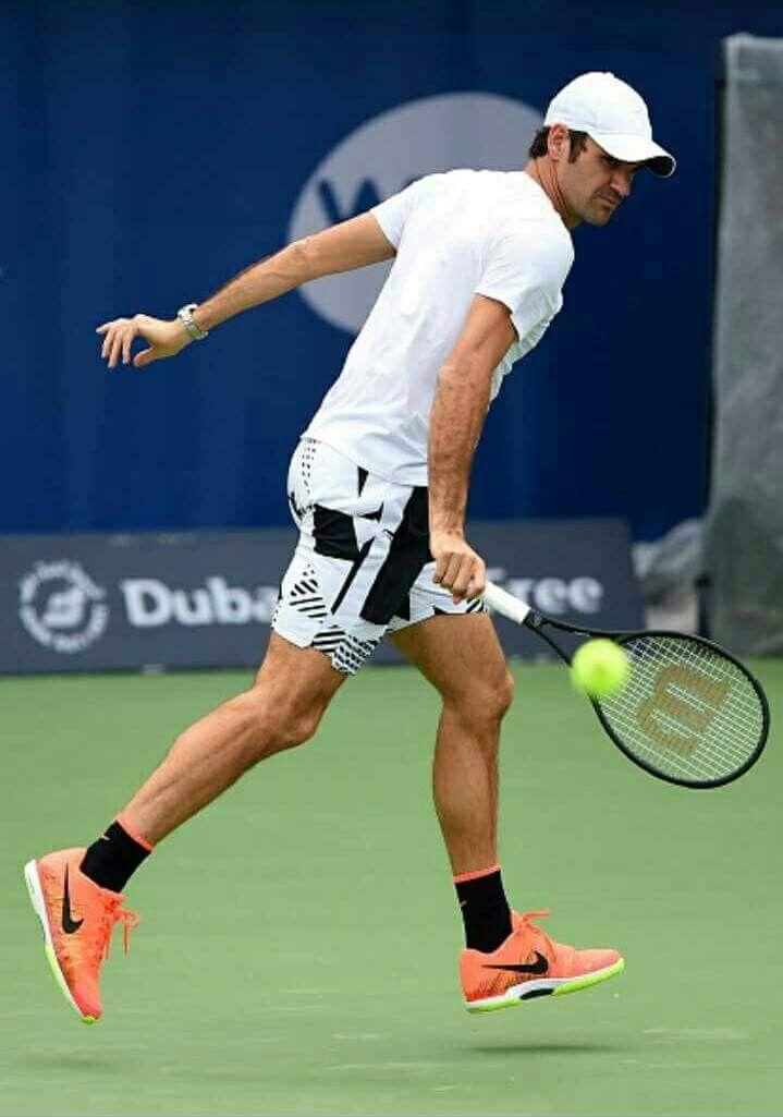 Roger Federer - ATP Dubai Février 2017