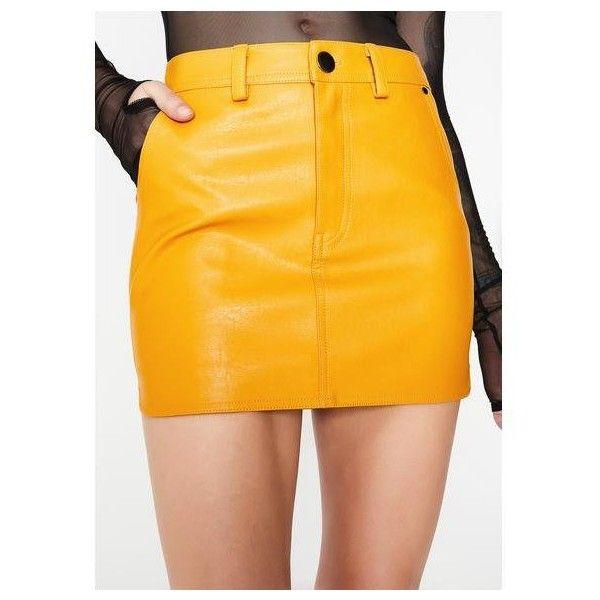 Dress Code Plaid Skirt (105 PLN) ❤ liked on Polyvore featuring skirts, mini skirts, short plaid mini skirt, tartan skirt, yellow skirt, yellow tartan skirt and plaid mini skirt