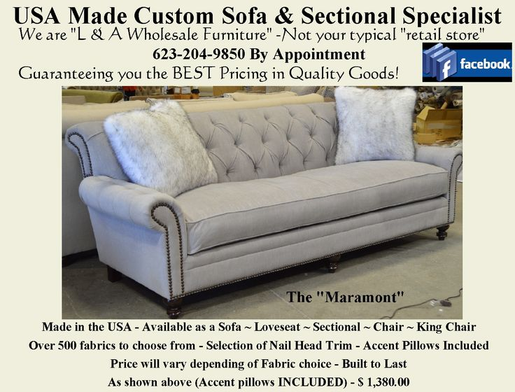 Available As A Sofa Loveseat Chair King