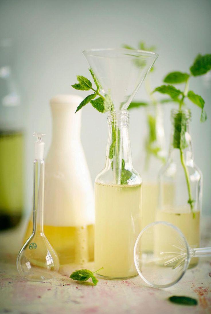 Ginger Green Tea cocktail - Juomat - Reseptit - Helsingin Sanomat
