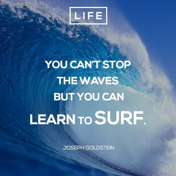 Waves Quotes: 17 Best Images About Mindfulness, Meditation, Mental