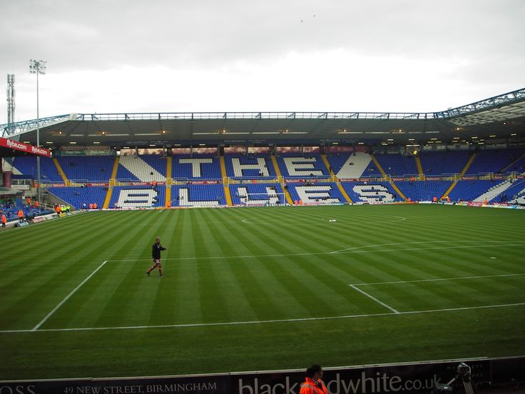 St Andrews, home of Birmingham City FC. Well done to the Blues Trust for making it No.10!
