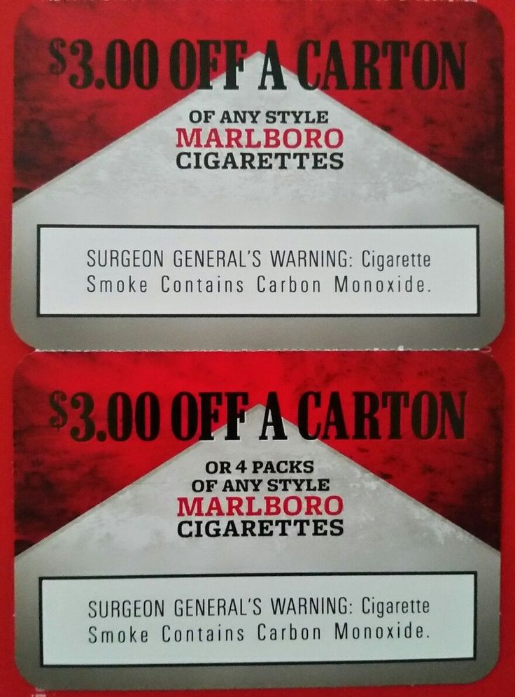 Sign up for free marlboro coupons
