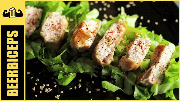 awesome Honey Smoked Chicken Salad - Keto Salad Recipes - BeerBiceps Easy Keto Recipes http://epicchickenrecipes.com Check more at https://epicchickenrecipes.com/chicken-salad-recipe/honey-smoked-chicken-salad-keto-salad-recipes-beerbiceps-easy-keto-recipes-httpepicchickenrecipes-com/