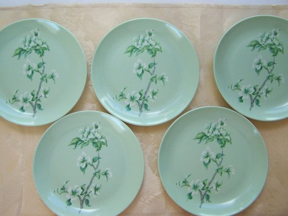 reserved for of 5 plastic plates 2 sets bavarian plates - Melamine Dishes