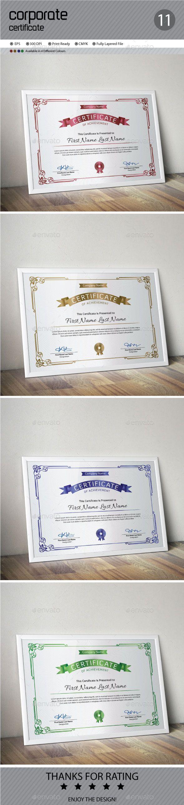 best 25 certificate templates ideas on pinterest