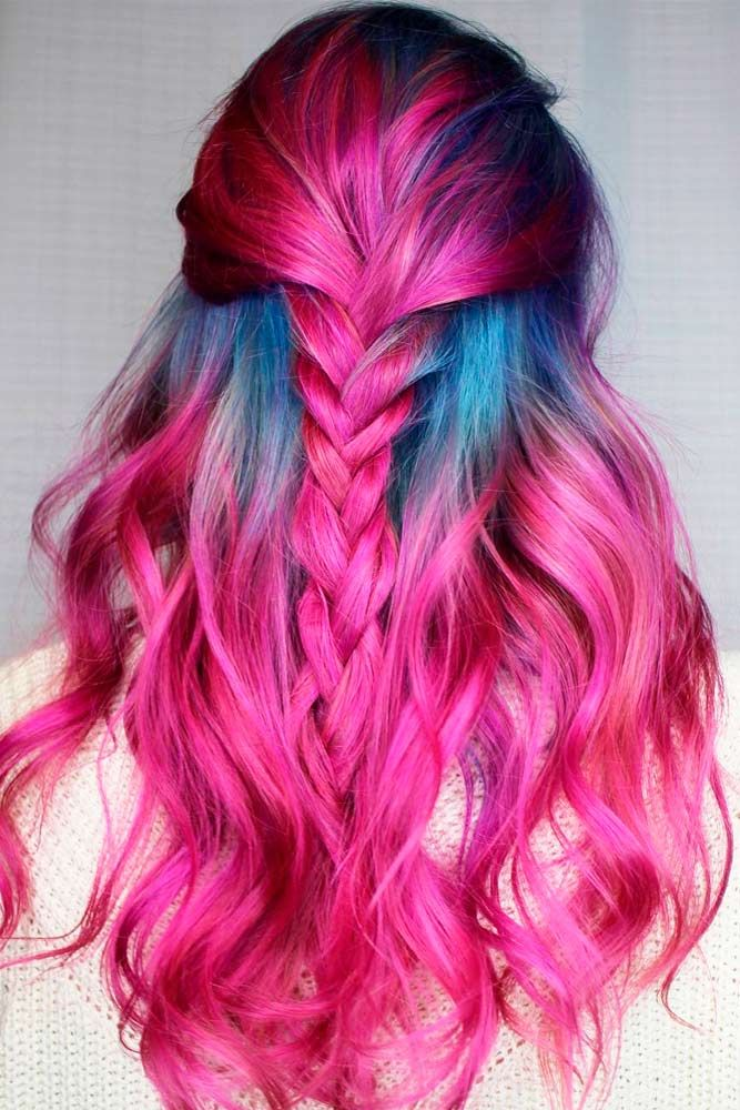 Best 25+ Magenta hair dye ideas on Pinterest | Magenta ...