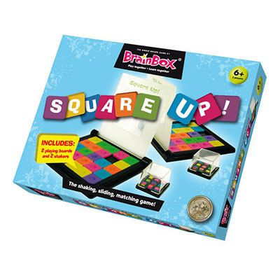 Square Up | Games and Puzzles | Square Up from BrightMinds UK
