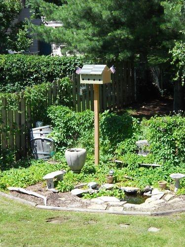 Build Your Own Birdhouse!  Large Bird House - Construction Project Plans DIY