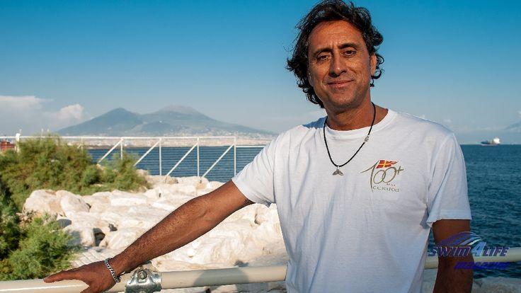 Lello Avagnano racconta gli oneri e gli onori di un allenatore di nuoto, tra ricordi ed emozioni, in attesa di Rio
