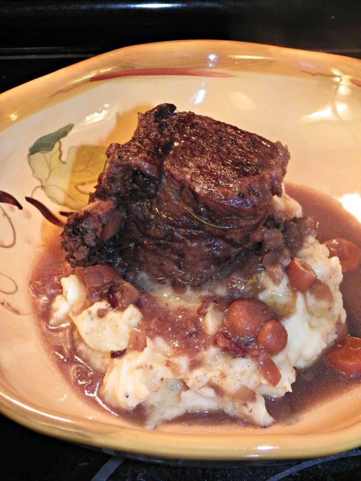 The Pioneer Woman's Braised Beef Short Ribs