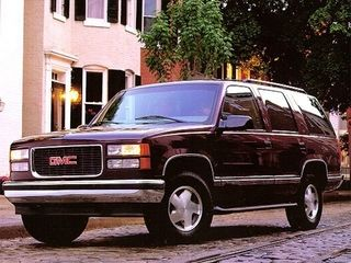 Used 1998 GMC Yukon SUV in Pensacola