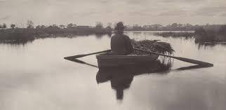"""Reto 11: busca y sube (o hazla tú mismo/a)  una fotografía que consideres """"pictorialista"""" #RetoVisual0911 #PU0911   Peter Henry Emerson."""