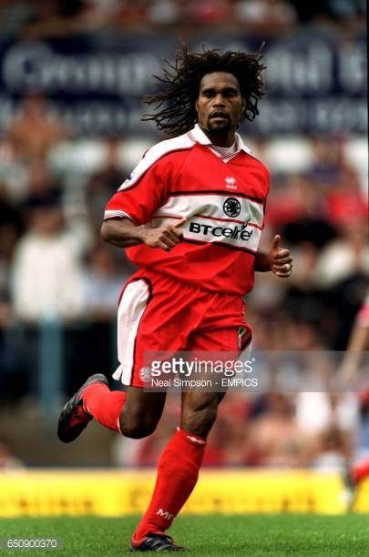 Christian Karembeu Middlesbrough