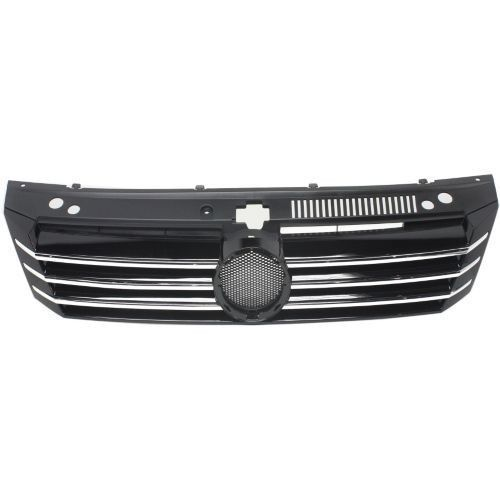 Nice Volkswagen 2017 -  Awesome Volkswagen 2017: 2012-2015 Volkswagen Passat Grille, Painted-Black (CAPA...  Cars World Check more at http://carsboard.pro/2017/2017/06/21/volkswagen-2017-awesome-volkswagen-2017-2012-2015-volkswagen-passat-grille-painted-black-capa-cars-world/