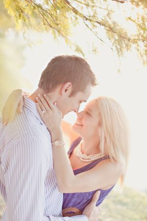 Casual Outdoor Engagement Session