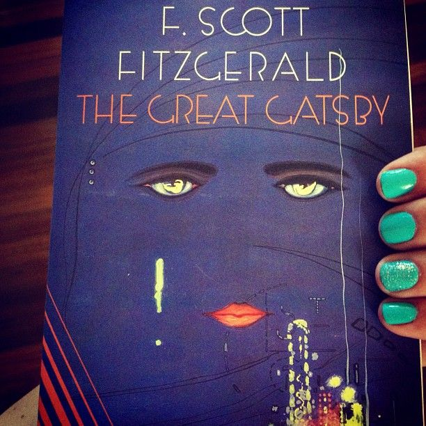 Great Gatsby Book Cover Ideas : The great gatsby saminna s instagⓇam pinterest