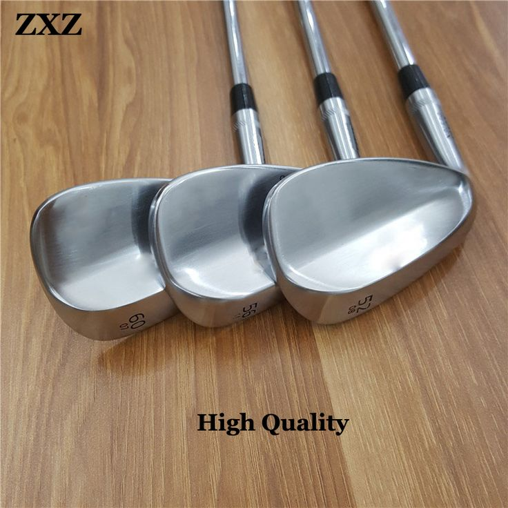 Golf Wedges SM6 SM5 Men Golf Clubs Irons Silver color golf wedge 50 52 54 56 58 60 golf-clubs SM4