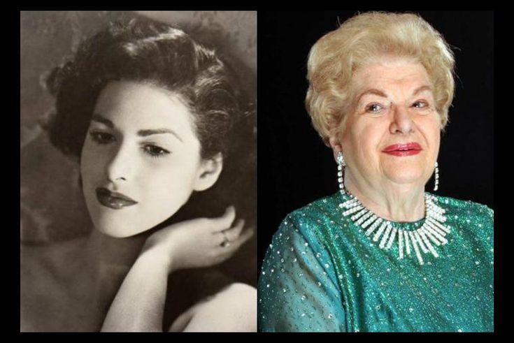 Carmen Montejo - Aunque de primera instancia va parecerte a la Paquita la del Barrio, la verdad es que la actriz nacionalizada mexicana en sus inicios en el cine, sin duda, desbordaba suspiros.