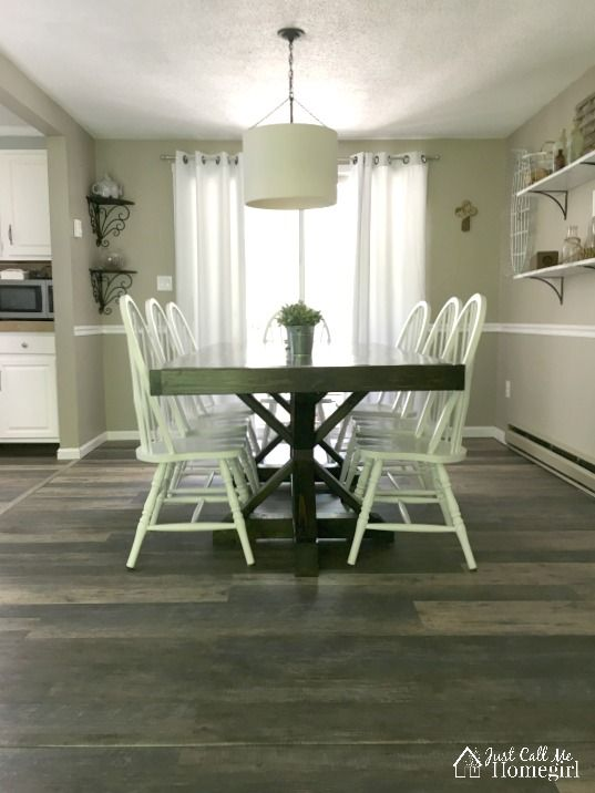 lifeproof luxury vinyl plank flooring hometalk spring inspiration rh pinterest com