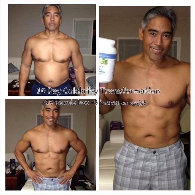 Wow! Amazing result. Just in 10 days he transform him self from a ...