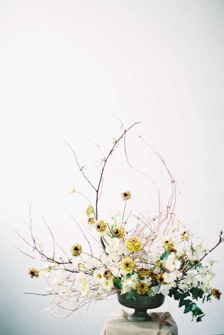 minimal wedding styled shoot white neutral simple beautiful rh pinterest com