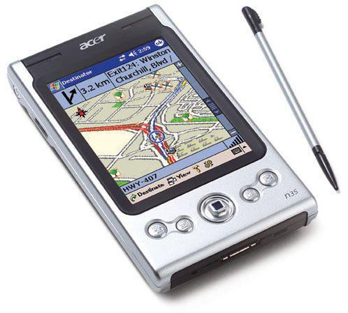 Acer - PDA N70