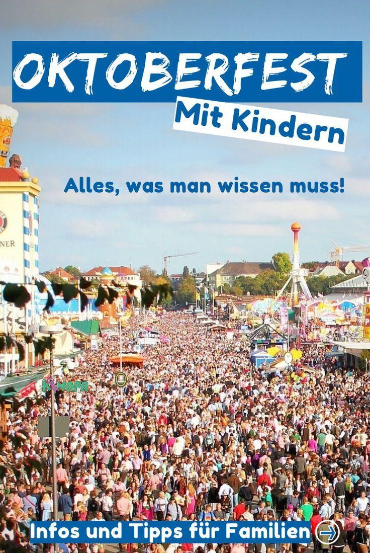 Was man über das Münchner Oktoberfest wissen muss