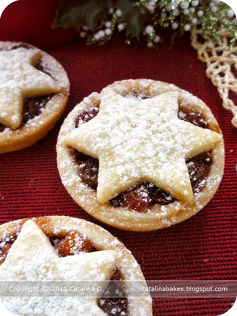 Mince Pies ~ Christmas and Thanksgiving are not the same without them !