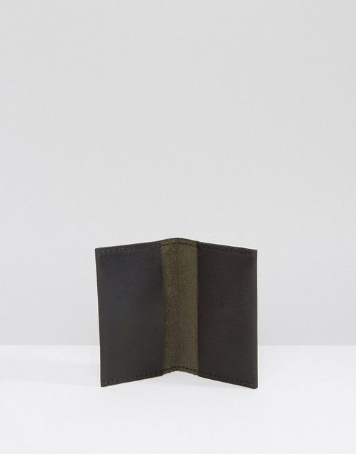 Weekday Leather Cardholder #clicktoshop