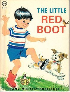 the red boot children's book - Google Search