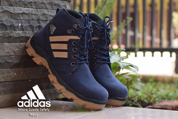 Jual Adidas Rambo Safety Baru | Sepatu Boots Pria Berkualitas | Bukalapak