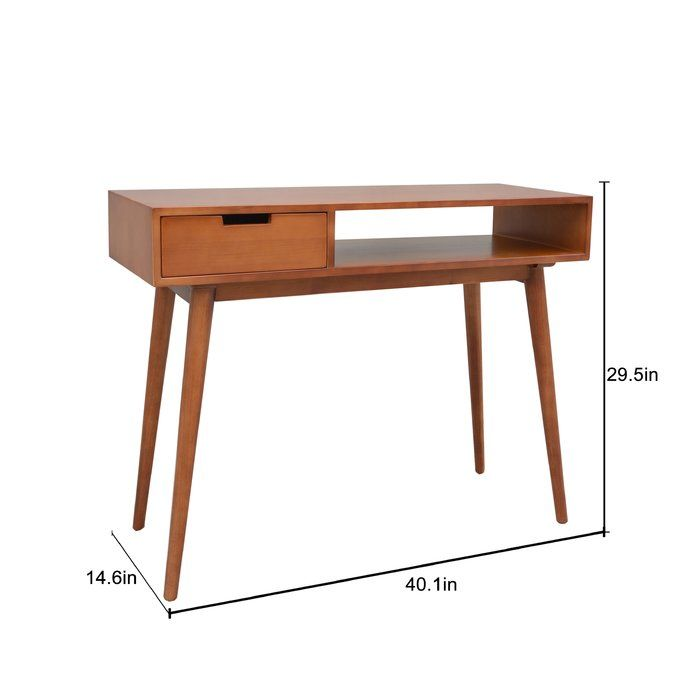 Brookline Mid Century Console Table Mid Century Console Modern Furniture Living Room Table