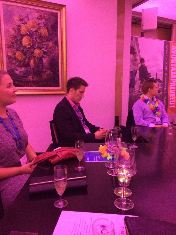 Sofokus yhteistyössä The Caviar Club tapahtumassa 5.9.2014