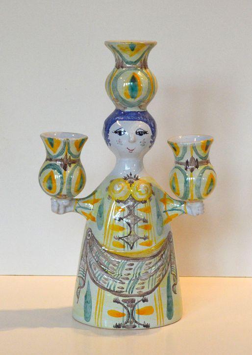 Lady candelabra