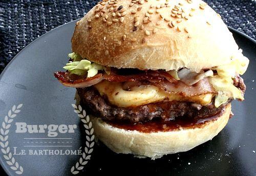 Burger »Der Bartholomäus»   – Alexandre