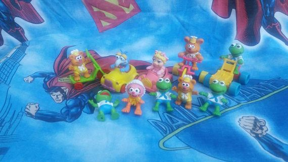 Hey, I found this really awesome Etsy listing at https://www.etsy.com/ca/listing/553798497/vintage-80s-muppet-babies-mcdonalds
