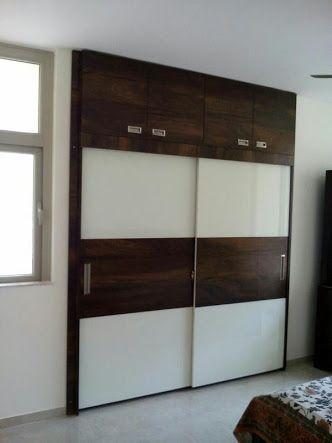 modern wall wardrobe design kumar interior india in 2019 rh pinterest com
