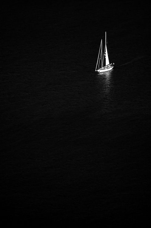 """ We sail within a vast sphere, ever drifting in uncertainty, driven from end to…"