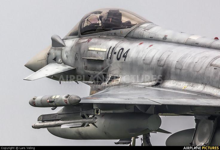 Spain - Air Force Eurofighter Typhoon S C.16-24