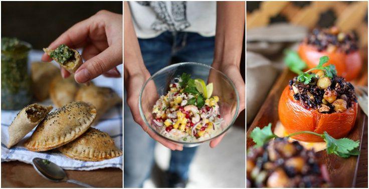 Recetas Saladas - 25 Recetas de Brunch Saludable - www.chilemolepasta.com