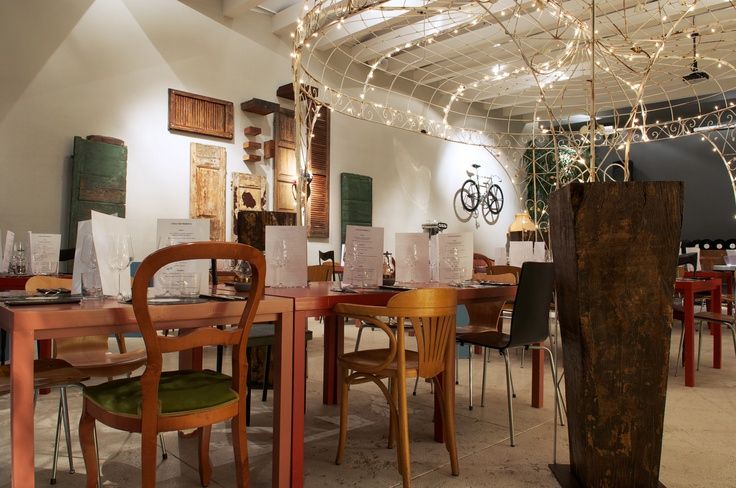 CIVICO3 Restaurant Bar & Club in Mantova - ITALY - Design by studio VISIONI www.visioniatelier.it