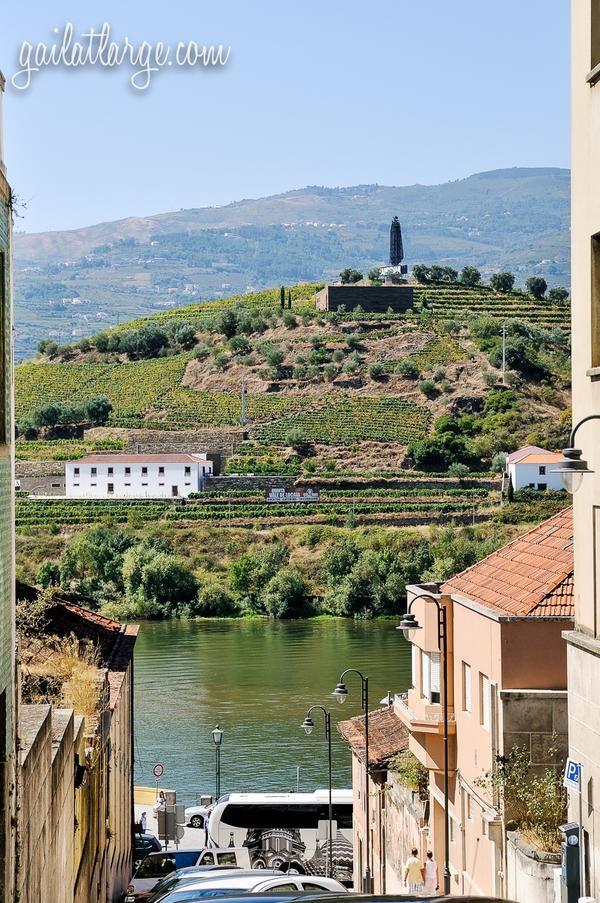 The @SandemanPorto man in Régua #Portugal #wine