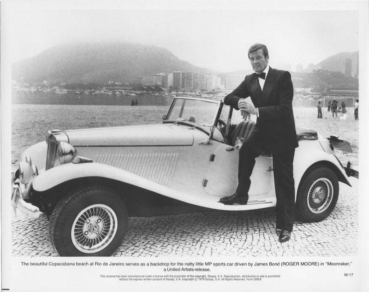 moonraker photo james #bond/roger moore original 1979 publicity still mp lafer from $79.99